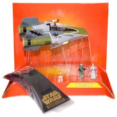 Star Wars A-Wing Starfighter (Green)