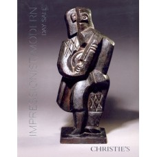 Аукционник Christie's impressionist/modern day sale. Современный импрессионизм. 25 июня 2008.