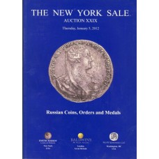 THE NEW YORK SALE Auction XXIX January 5. 2012