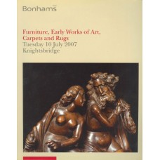 Bonhams. Furniture, Early Works of Art, Carpets and Rugs